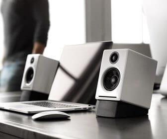 Audiophile PC Speakers - Featured Image